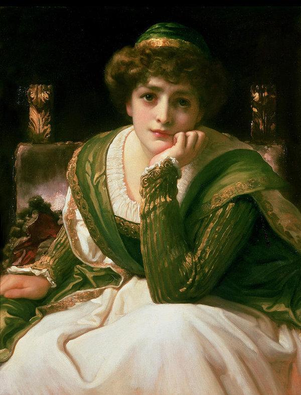 Desdemona Frederic Leighton
